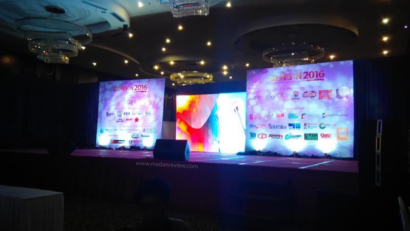 CLAS:H 2016, Hermes Place Convention Hall, Medan