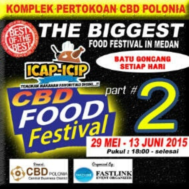CBD Food Festival 2015 Part 2