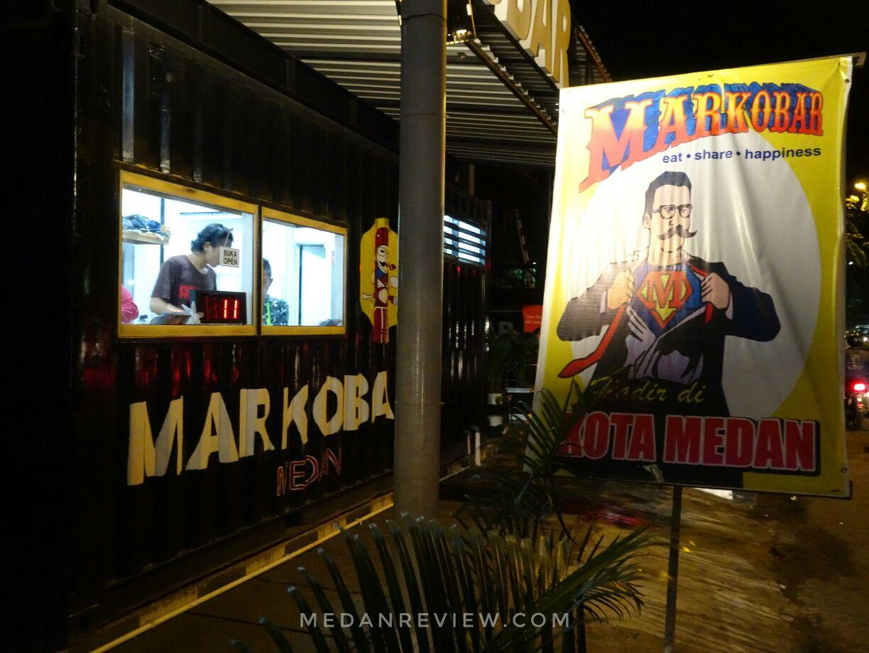 Markobar Medan | Sumber: Medan Review