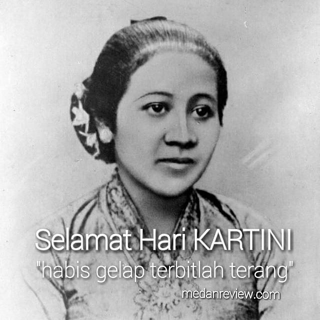 Selamat Hari Kartini 21 April 2015