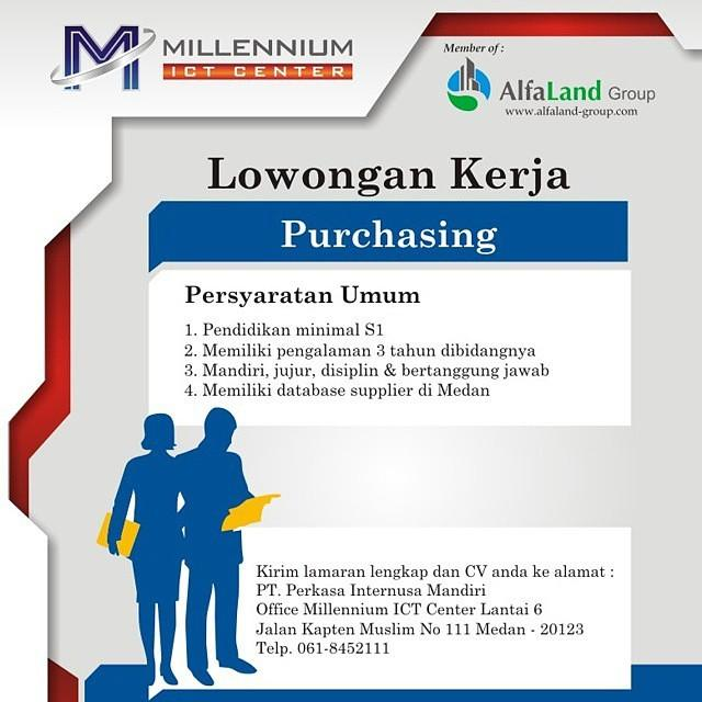 Millennium ICT Center : PURCHASING (201504)