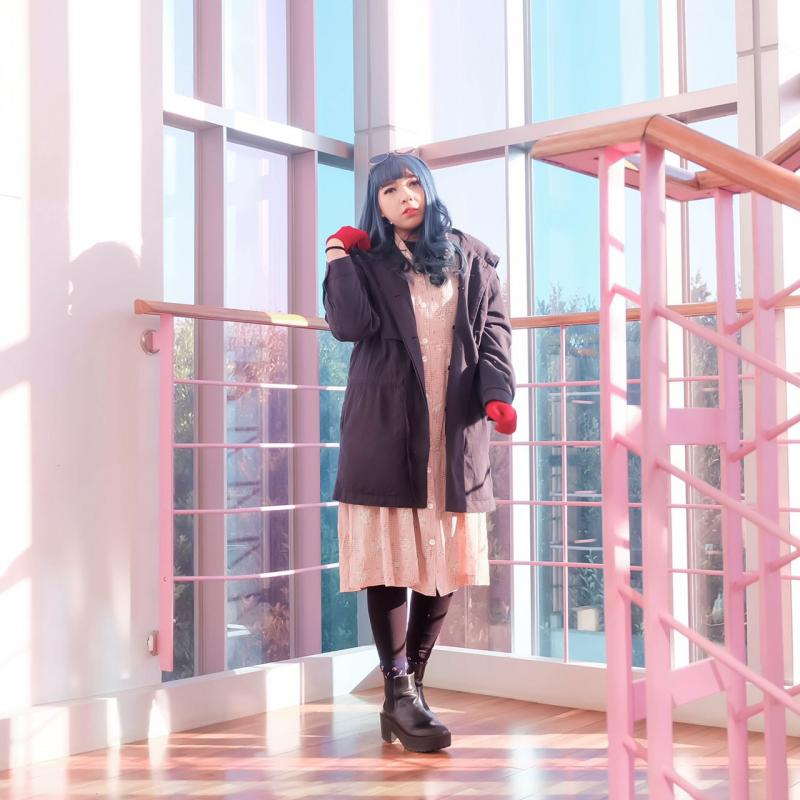 Yunita Elisabeth - Fashion Blogger Medan : I'm Different And I Dare To It