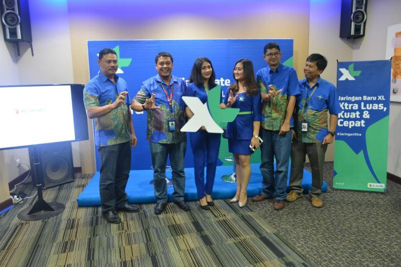 PT XL Axiata Tbk Terus Memperluas Jaringan Data Berkualitas di Berbagai Wilayah di Indonesia