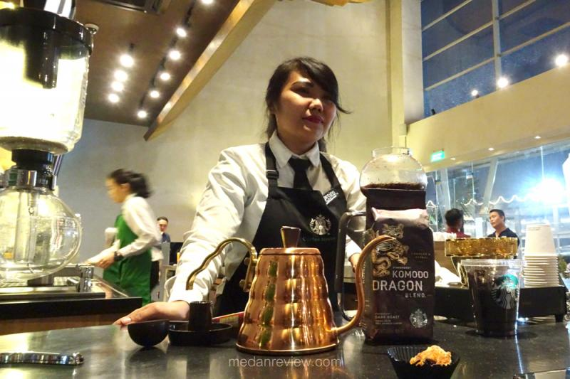 Starbucks Reserve Coffee Hadir di Regale City