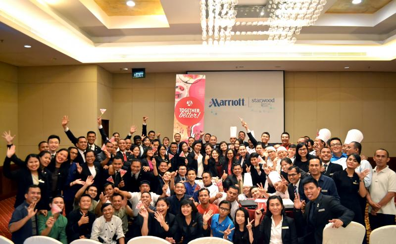 Marriot International dan Starwood Hotels & Resorts Merger