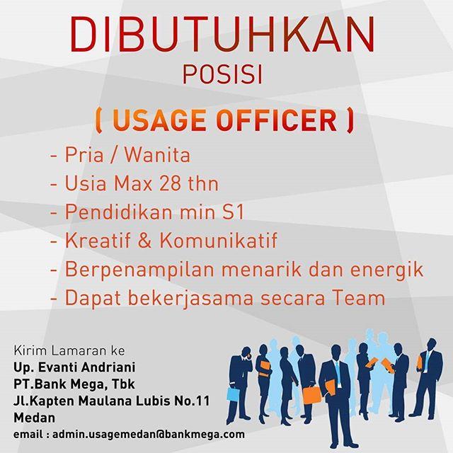 Info Lowongan Kerja Di PT. Bank MEGA,tbk