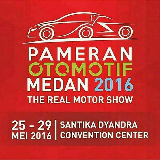 Pameran Otomotif Medan 2016