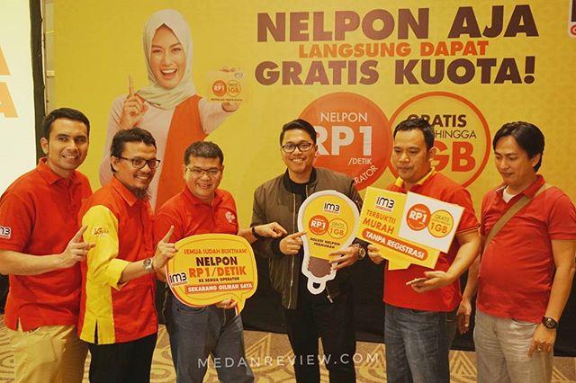 Buka Puasa Bersama Indosat Ooredoo Medan : Selamat Datang Kebebasan Berlipat Ganda