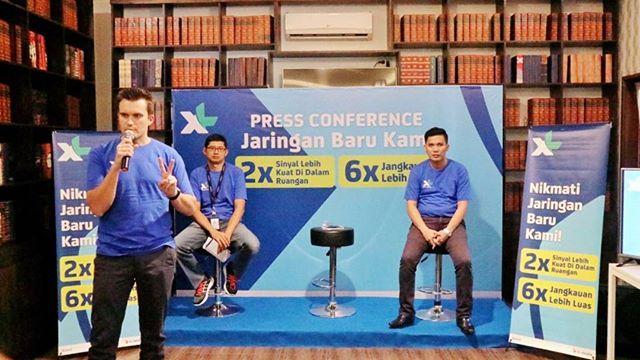 XL Meluncurkan Jaringan Baru di Sumatera