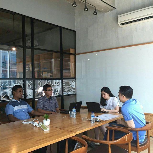 Startup Coaching Pertama Bersama ANGIN Medan Berlangsung Sukses