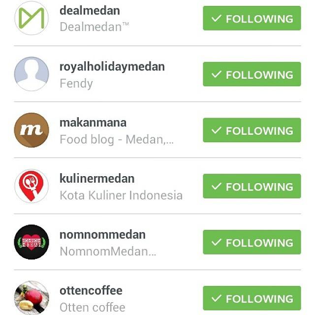 Akun Instagram Anak Medan Yang Wajib Di Follow