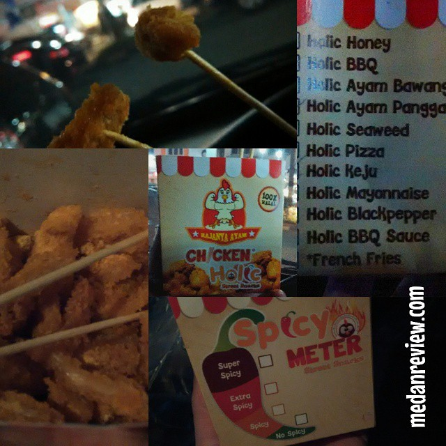 Chicken Holic - Rajanya Ayam