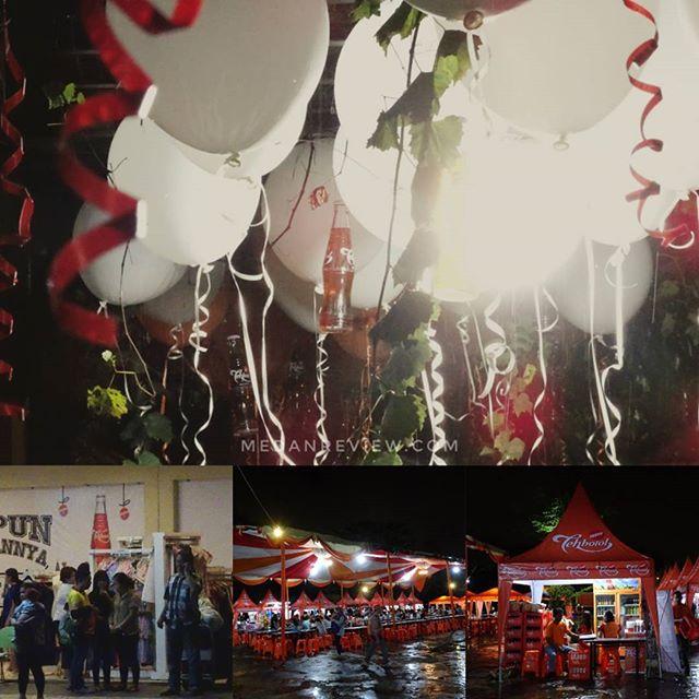 Catatan Hari Pertama Teh Botol Sosro Ho Ciak Food Festival 2017