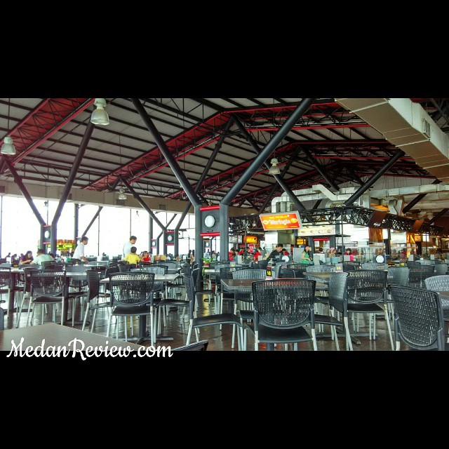 d'Loft Foodcourt Thamrin Plaza Medan