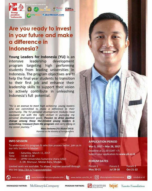 Young Leaders for Indonesia (YLI) National