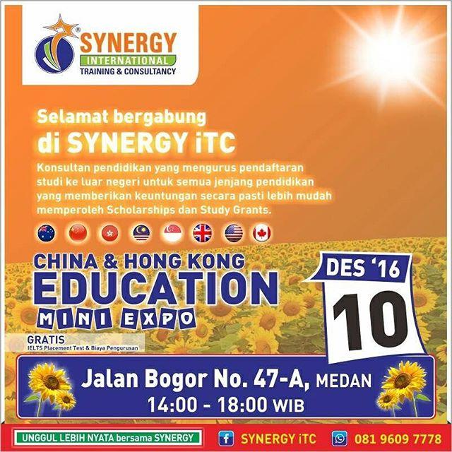 Education Mini Expo By Synergy iTC