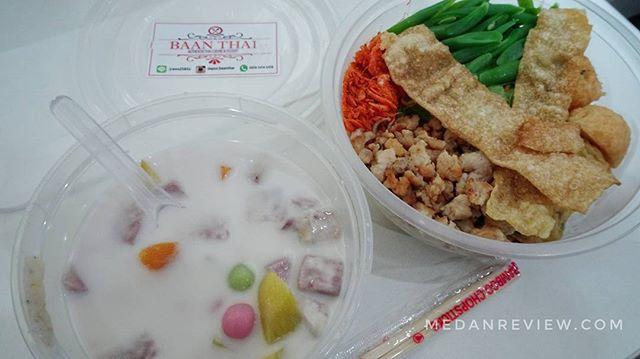 Mie Bangkok & Buay Loy Dapur Baan Thai