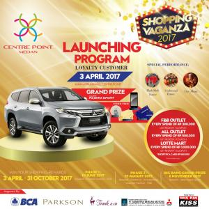 Centre Point Shopping Vaganza 2017