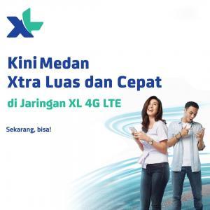 Jaringan XL 4G LTE