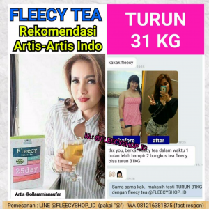 Fleecy Tea Shop ID